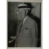 1937 Press Photo William P. Kenneally - nee03319