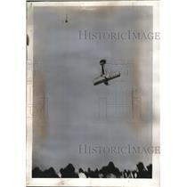 1940 Press Photo Carinna Airplane Crash with Pilot George Zorn