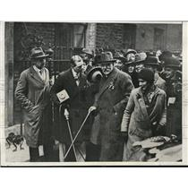 1931 Press Photo Premier Ramsey McDonald - nee01720