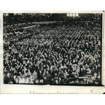 1932 Press Photo Opening of the Republican National Convention Chicago-June 14