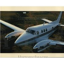 1991 Press Photo King Air C90B