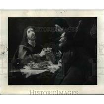 1941 Press Photo The Supper at Emmaus Painting - cva59511