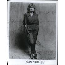 1989 Press Photo Jeanne Pruett American Country Music Singer - cvp48371