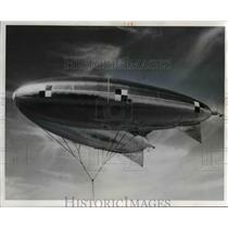 1963 Press Photo V-shapped balloon developed by Goodyear Aircraft Corp