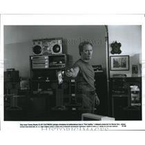 Press Photo Clint Eastwood Pink Cadillac