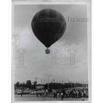 1968 Press Photo WIXY Ballooon Ascension