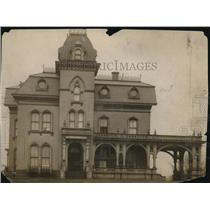 1911 Press Photo University Club-Beckworth Homestead