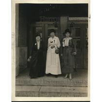 1918 Press Photo First National Convention of War Mothers of America