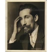 1919 Press Photo Horace Brozky author