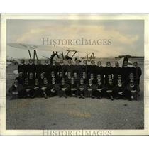 1941 Press Photo A group picture of the Ohio Army Aviation Cadets
