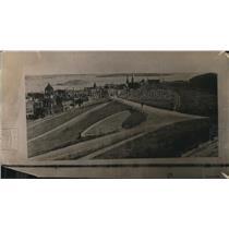1917 Press Photo Halifax, Canada