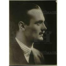 1926 Press Photo William Bootle, playwright