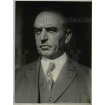 1926 Press Photo James J Rafferty Chief of Philippine Bureau Commerce & Industry
