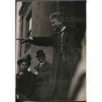 1912 Press Photo Robert La Follette