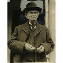 1923 Press Photo John Sharp Williams, Mississippi Senator  - nee38129