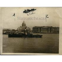 1918 Press Photo City of Petrograd Next Stop on German Advancement