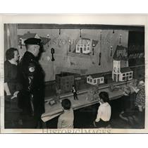 1939 Press Photo Providence Rhode Island Wins Safest City Award