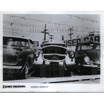 1972 Press Photo Dad, Can I Borrow the Car? Scene Wonderful world of Disney