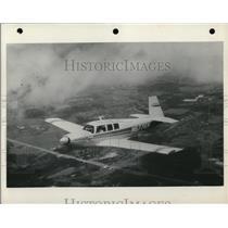 1973 Press Photo Airplanes