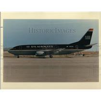 1987 Press Photo US Airways