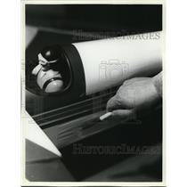 1981 Press Photo Judge Joe Eiben