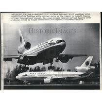 1976 Press Photo National DC-10 Fly Again