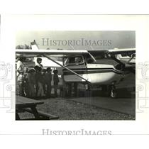 1983 Press Photo Strongsville Airport