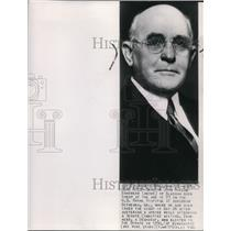 1946 Press Photo John Hollis Bankhead of Alabama
