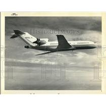 1987 Press Photo The Propfan Airplanes engines
