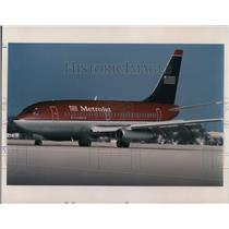 1998 Press Photo MetroJet