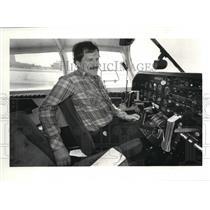 1981 Press Photo Larry Rohl
