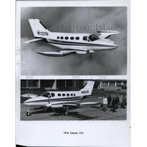 1975 Press Photo Cessna - cva48071