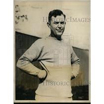 1923 Vintage Press Photo Yale University Football Coach Tad Jones