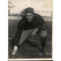 1923 Press Photo Yale guard CB Esselstyn - nes29668