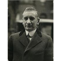 1922 Press Photo Francisco Sanchez Latoru of Guatemala in Wash DC