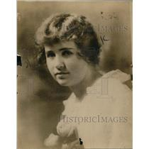 1916 Press Photo Fresno California Heiress Bernice Meehan - nee62347
