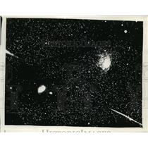 1939 Press Photo The Milky Way in the night sky  - nee73383