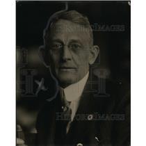 1919 Press Photo Frank A Preston- Civilian Relief Red Cross