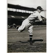 1933 Press Photo Alvin Crowder pitcher of Washington Senators won AL Pennant
