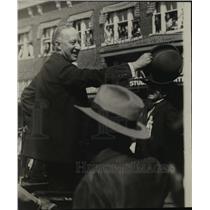 1928 Press Photo Smith AT Oklahoma City - nee75179