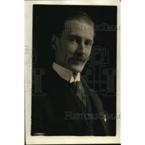 1919 Press Photo Dorn Y de Alsua Minister from Ecuador to Paris Peace Conference