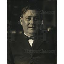 1916 Press Photo William D Mahone President Car Men's Union