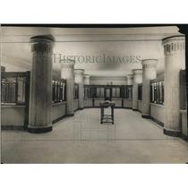 1913 Press Photo Trust & Savings Bank of Cleveland - cva85583