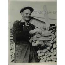 1938 Press Photo Wiley Langley Neighbor of Senator Bankhead of Alabama