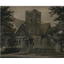 1913 Press Photo Lakewood M.E. Church to be torn down - cva86431