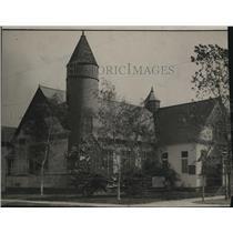 1913 Press Photo The All Saints Episcopal Church - cva86492