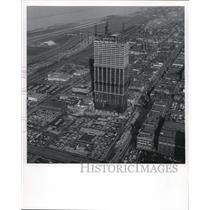 1912 Press Photo Aerial view of the Goldbreath Building - cva82296