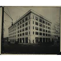 1921 Press Photo Exterior view of the Cook building - cva96945