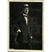 1922 Press Photo Fred Starek Former Correspondent for Cincinnati Enquirer