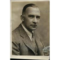 1918 Press Photo Cyril Harcourt in A Place in the Sun Comedy